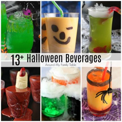 Halloween Beverage Recipes