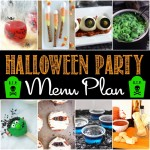 Halloween Party Menu Plan