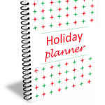 Printable Holiday Planner & Gift Guide
