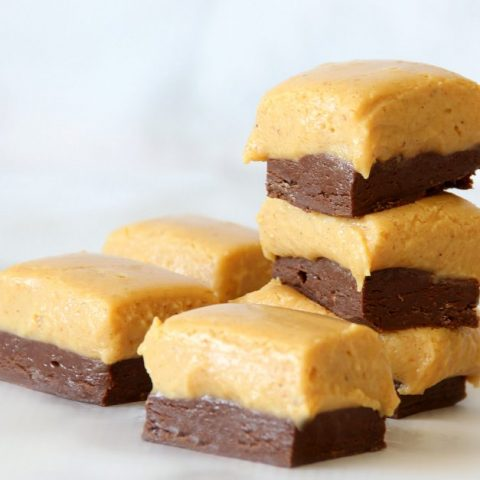 Chocolate Pumpkin Fudge
