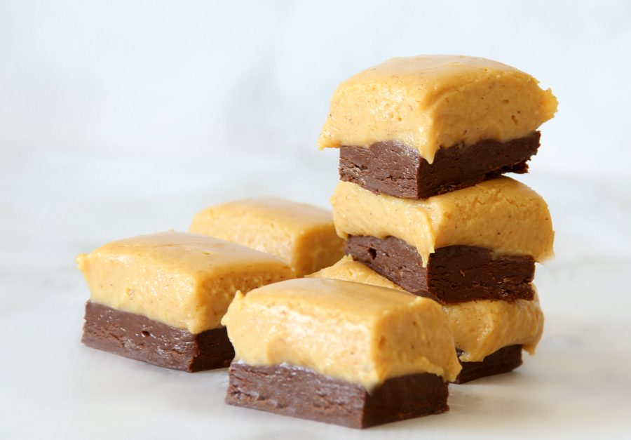 This Chocolate Pumpkin Fudge combines two of your favorite fall flavors, chocolate and pumpkin.