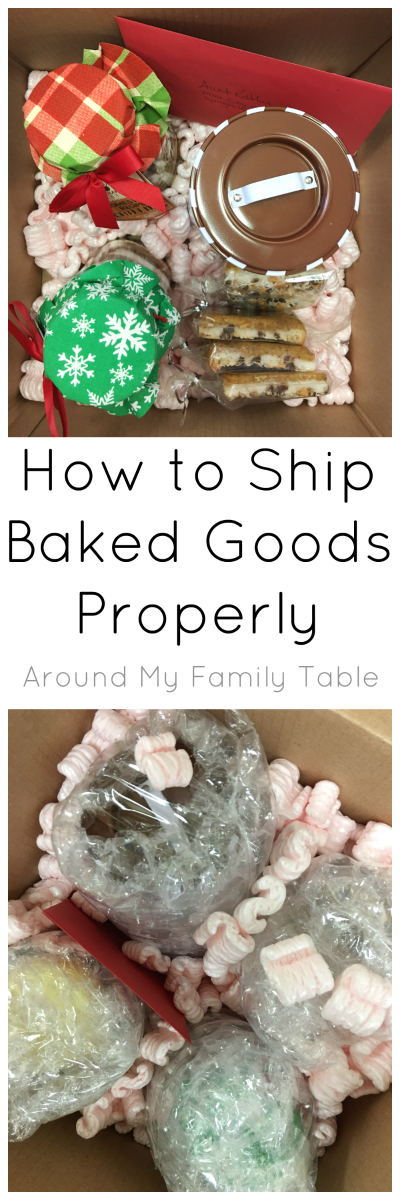 Ever wonder How to Ship Baked Goods? I've got a few tips and tricks to help ya get everything safely to it's destination!