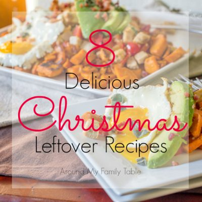 8 Delicious Christmas Leftover Recipes