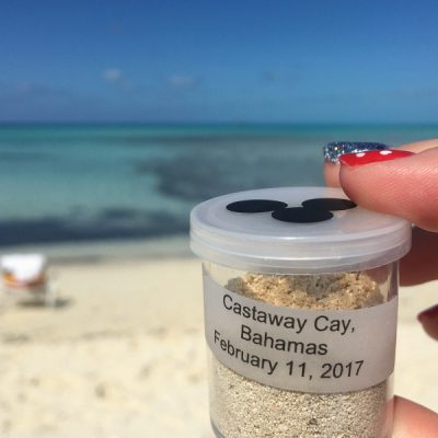 DIY Sand Collecting Kits