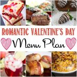 Romantic Valentine's Day Menu