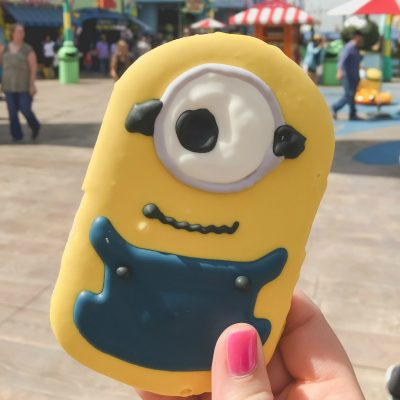 Universal Studios Hollywood + Don't Miss Treats