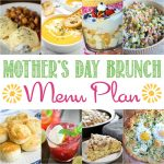 Mother's Day Menu Plan