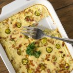 Jalapeno Bacon Egg Bake