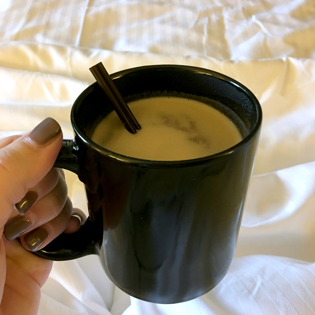 Coffee in Bed at The Scottsdale Resort
