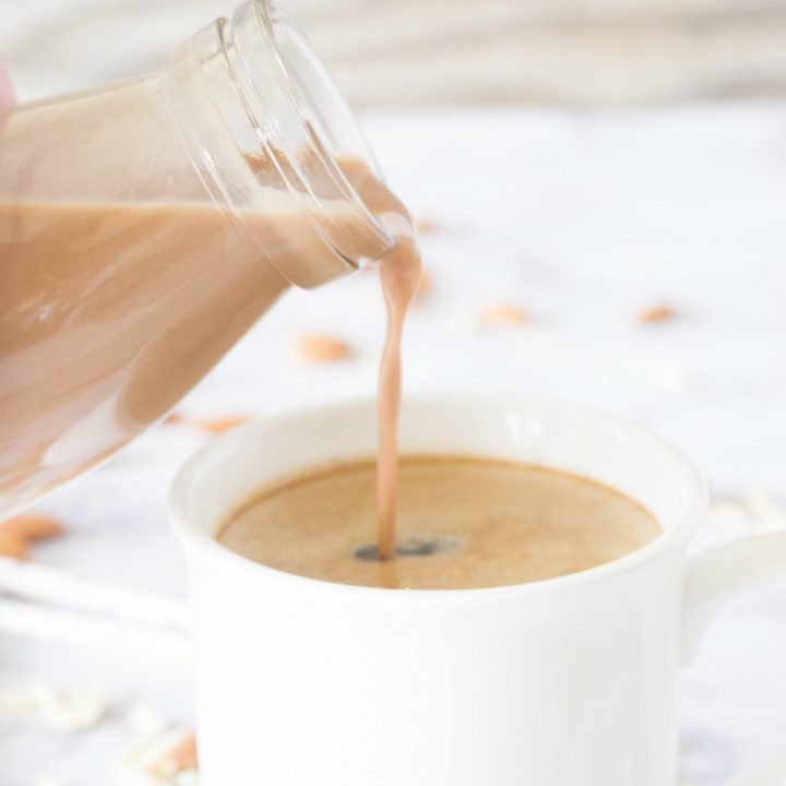 Almond Joy Coffee Creamer