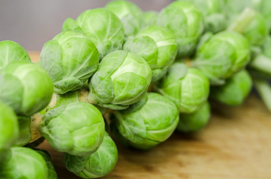 January -- What's in Season Guide: Brussels Sprouts