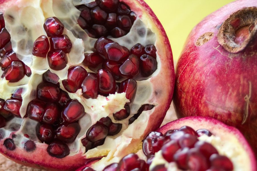 What's in Season Guide: Pomegranates
