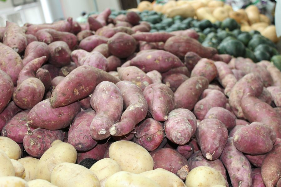 What's in Season Guide--Sweet Potatoes