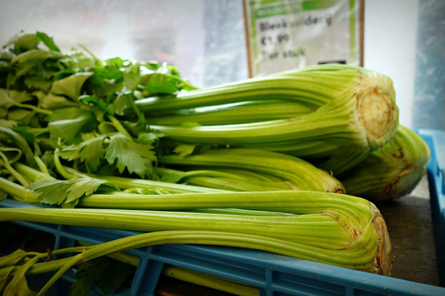 What's in Season Guide: celery