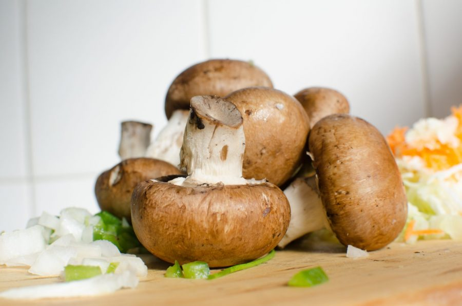 What's in Season -- Mushrooms