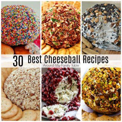 The Best Cheeseball Recipes