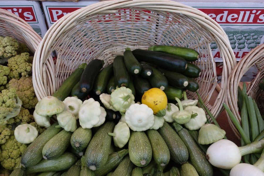 What's In Season--Summer Squash