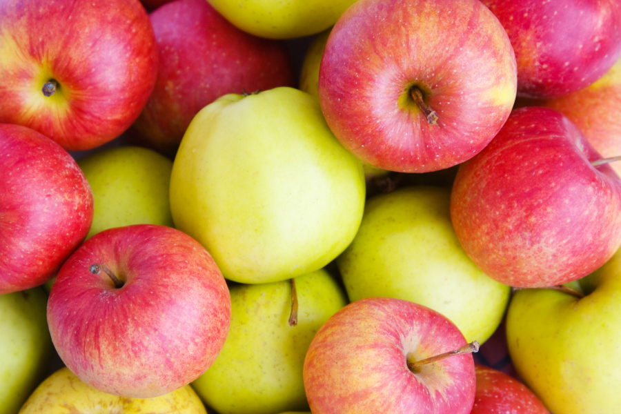 What's In Season -- Apples