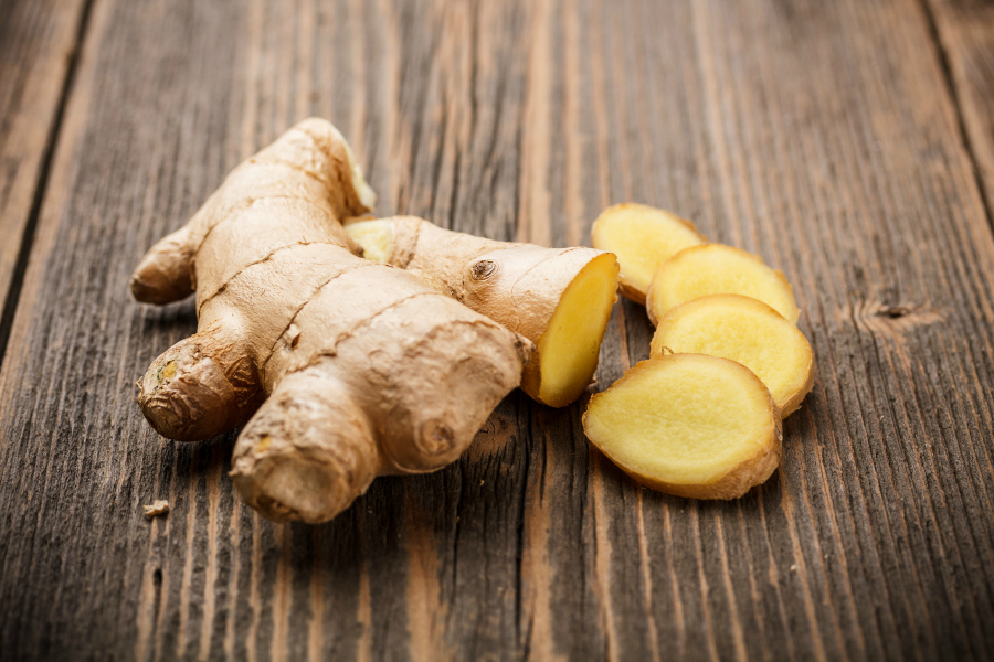 What's In Season -- Ginger Root
