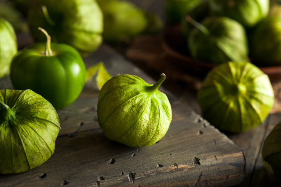 What's In Season -- Tomatillos