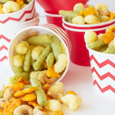 5 Minute Italian Snack Mix