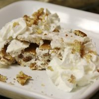 Butternut Brownie Pie