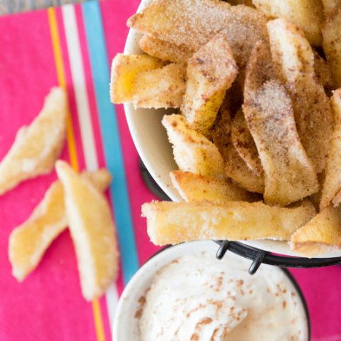 Apple Fries: LegoLand Copycat Recipe