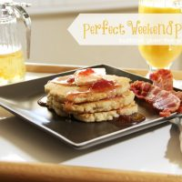 Pancakes from Scratch (Cooking 101 Basics Week #13)