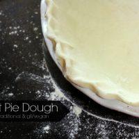 Homemade Pie Crust (Perfect Pie Dough)