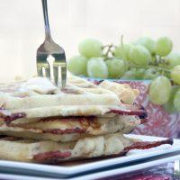 Bacon Stuffed Waffles