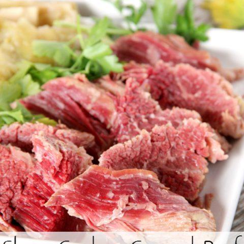 Slow Cooker Corned Beef Recipe
