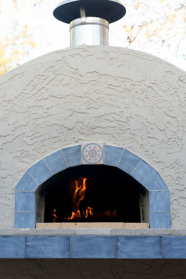 authentic wood fired pizza oven from forno bravo