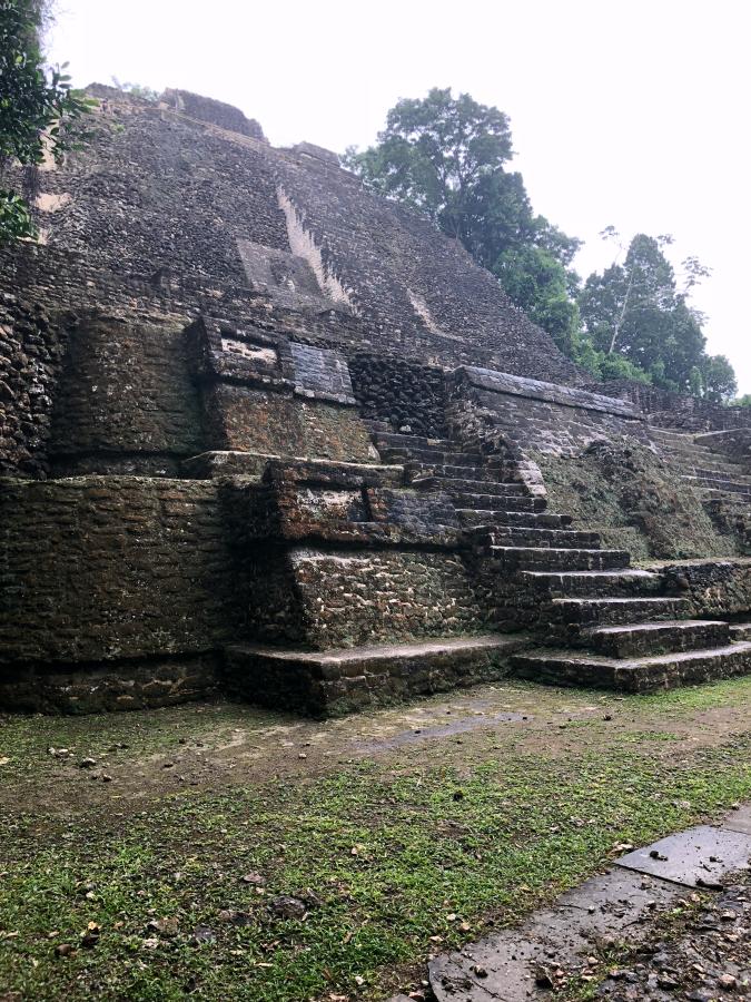 The High Temple, Lamanai