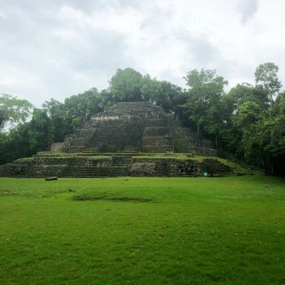 Lamanai Mayan Ruins of Belize