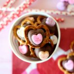Valentine Pretzel Treats