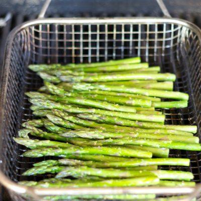 Best Grilled Asparagus