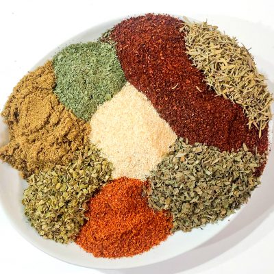 Southwest Chipotle Seasoning {Salt & Sugar Free}
