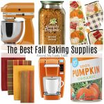 The Best Fall Baking Supplies