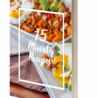 15 Minute Suppers eBook