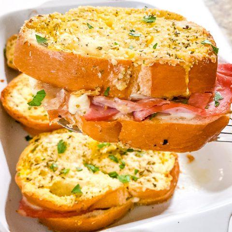 Italian Baked Sandwich Recipe