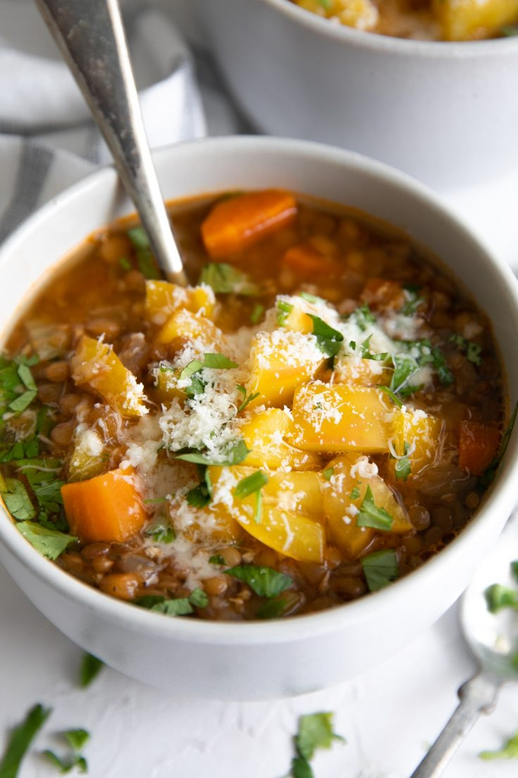 Easy Lentil Soup Recipe (How to Make Lentil Soup)