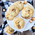Double Caramel Sugar Cookies