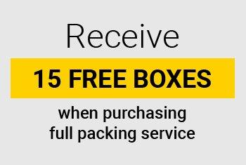 15 Free Boxes