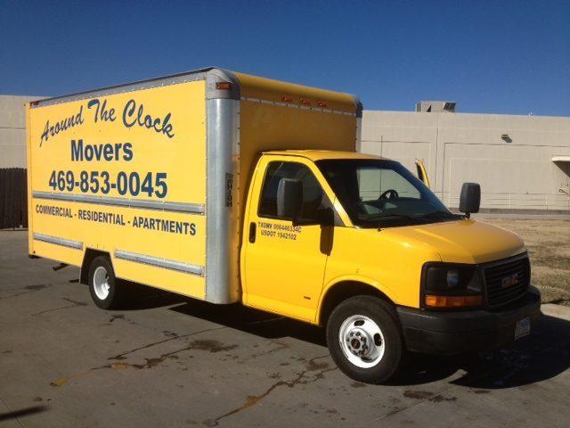 movers plano tx