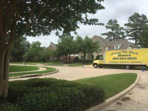Around the Moving Storage, Highland Park TX