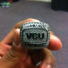 If you ever wanted to see what a Final Four ring looked like, here you go.