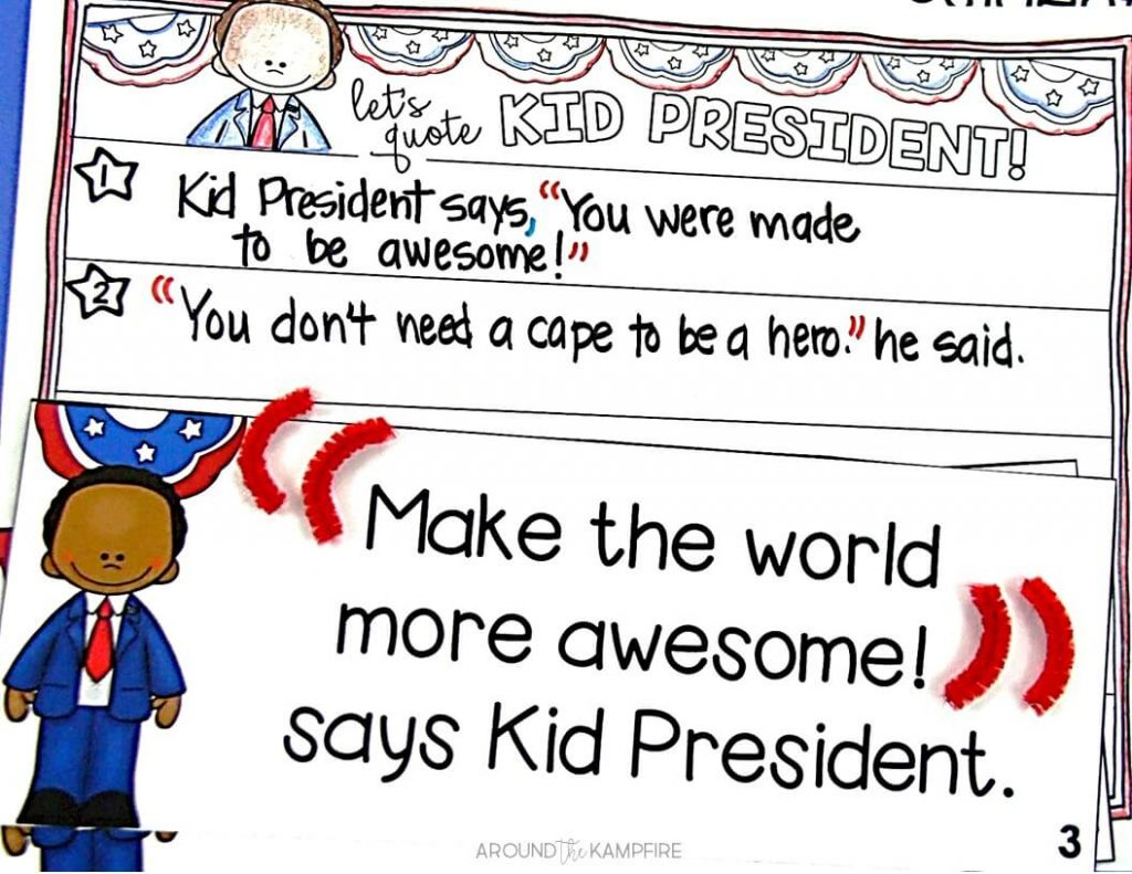 10 Reasons You Should Be Teaching With Kid President Videos