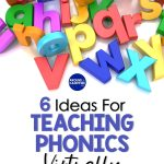 6 Ideas To Teach Phonics Virtually Around The Kampfire