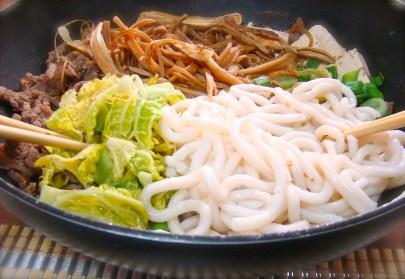 Sukiyaki - Japanese Beef Nabemono