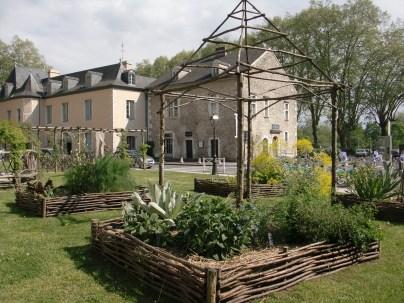 Pau's lovely gardens